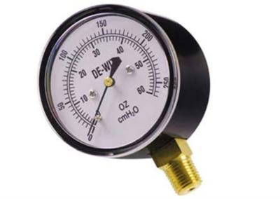 Manómetros para gas