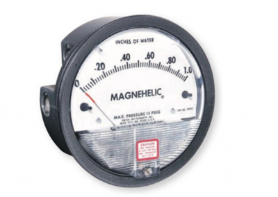 Manómetros para presión diferencial