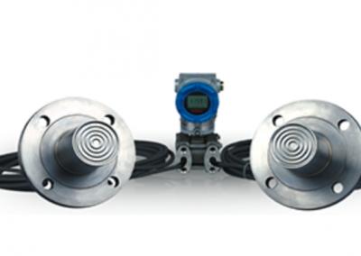 Transmisor de nivel por presión diferencial