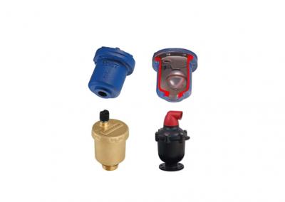 Válvula eliminadora de aire / Válvula de admisión y expulsión de aire