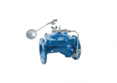 Válvula de control de nivel / por flotador